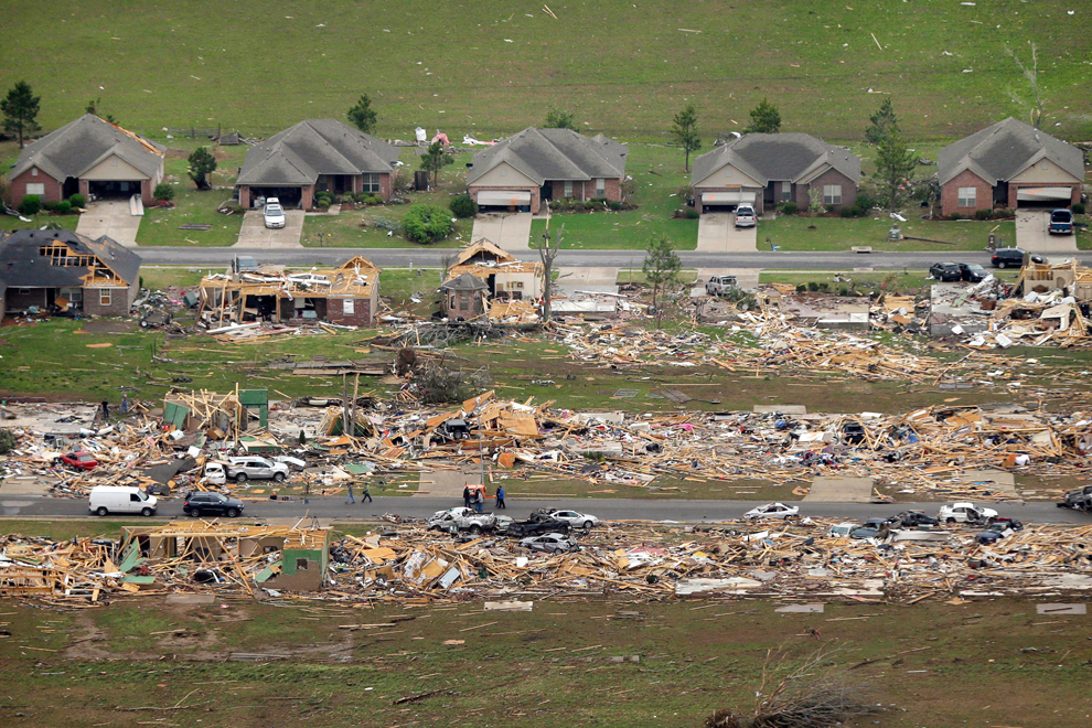 Weekend Tornadoes, Storm Damage, and Insurance Coverage