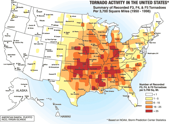 Hazard mitigation blue skies meteorological services climatology of strong to violent ef3 ef5 tornadoes notice that although florida publicscrutiny Gallery