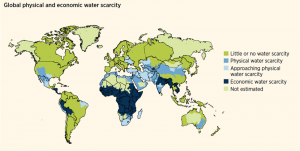 Source: World Water Development Report 4. World Water Assessment Programme (WWAP), March 2012